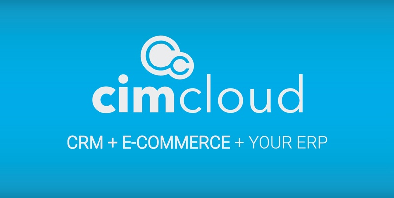 CIMcloud CRM E-COMMERCE