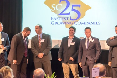 2015 SC Fastest 25 Award Luncheon