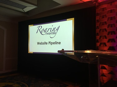 Website Pipeline Roaring Twenties
