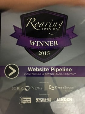 Roaring Twenties Winner 2015