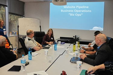 Mollie Woodside, Website Pipeline