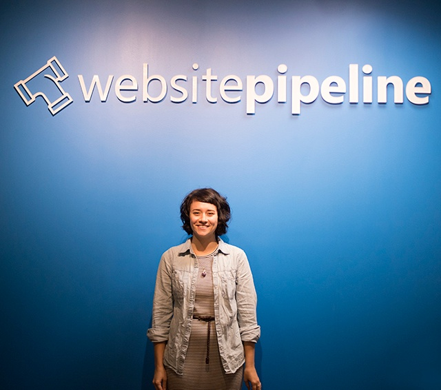 website pipeline employee michelle