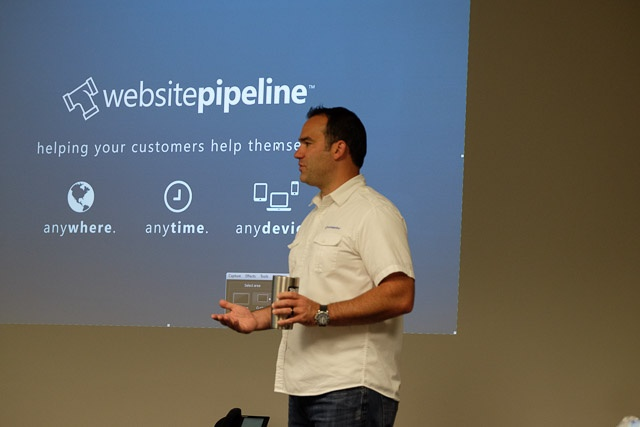 Don Martin Website Pipeline