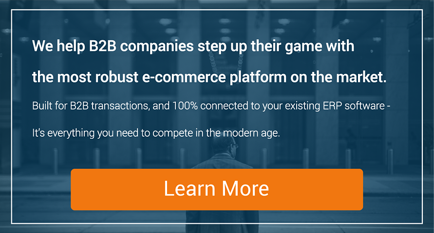 Learn More about B2B e-commerce