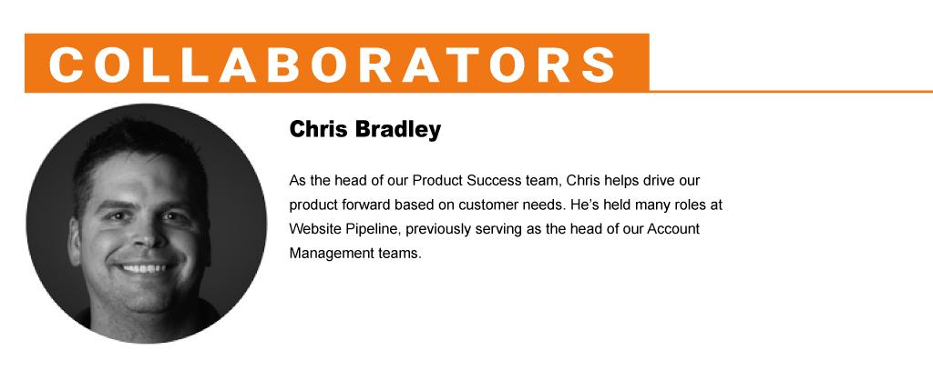 Chris Bradley Collaborator