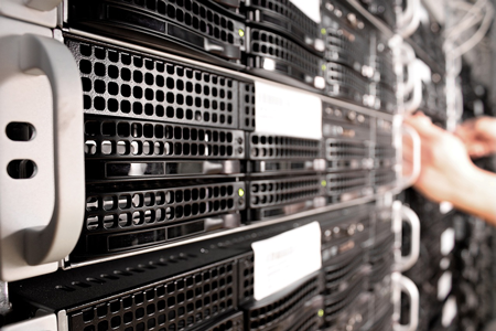 Choose a dedicated server for e-commerce